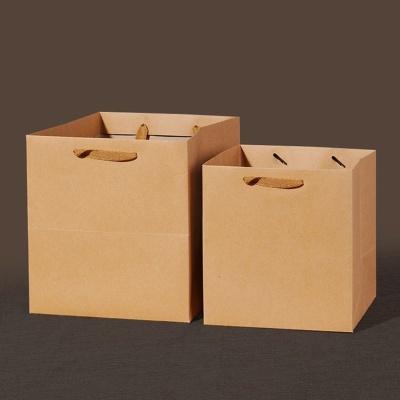 크라프트 종이 쇼핑백 종이가방 중형 RD 10316