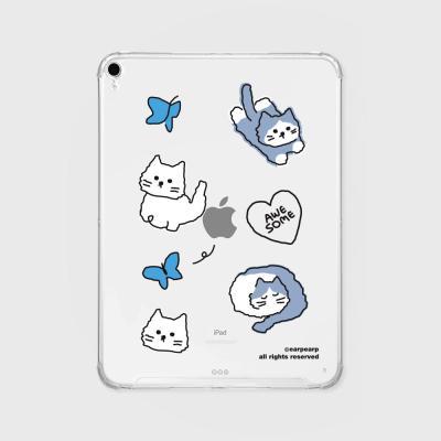 Awesome cat(아이패드-투명)