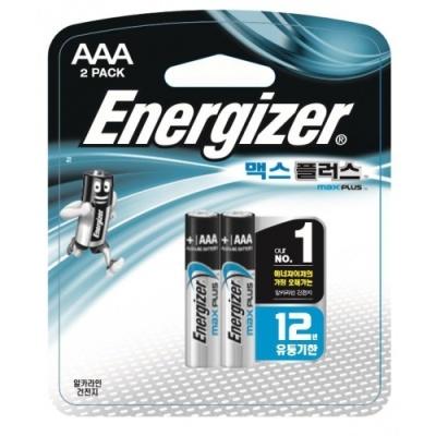 [에너자이저] 에너자이저 맥스플러스 AAA2P [판/1] 375544