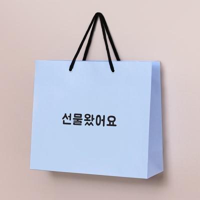 부끄배달 선물 쇼핑백