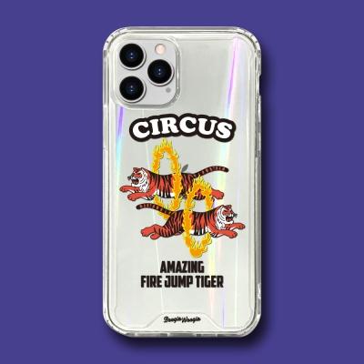 범퍼클리어 케이스 - 써커스(Circus)