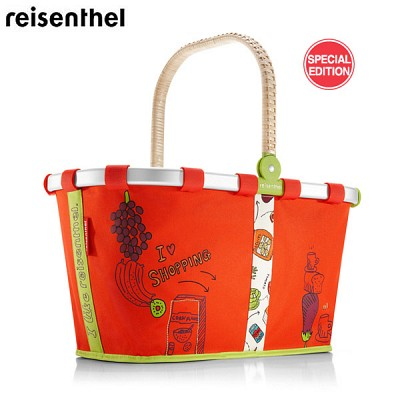 [라이젠탈]Carrybag_Special Edition Shopping/BK2014(패턴 접이식 다용도 피크닉가방/캐리백)