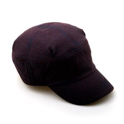 [폴엔나나] [폴울체크/변형모] paul wool check