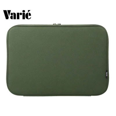 Varie 바리에 15.6인치 노트북 파우치 카키 VSS-156KH