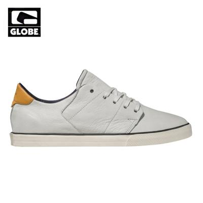 [GLOBE] LOS ANGERED LOW (WHITE)