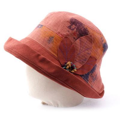 Mujer verano 린넨와이어 벙거지 3color CH1607293