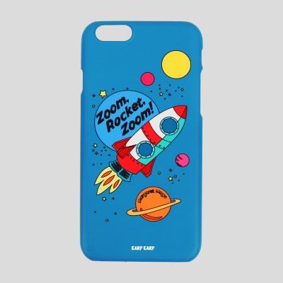 [어프어프] 하드케이스 Zoom rocket-blue
