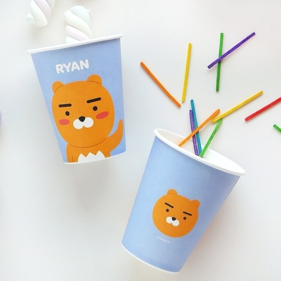 [KAKAO] 파티컵 6입 라이언
