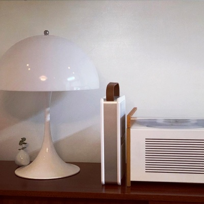 듀얼팬 무선 공기청정기 선풍기