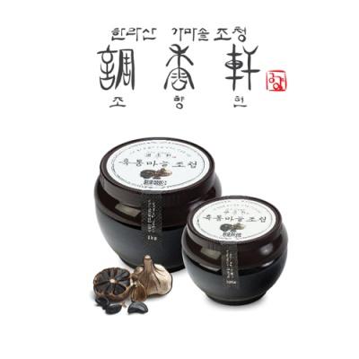 [조향헌] 청정제주 전통방식 흑통마늘 조청 500g