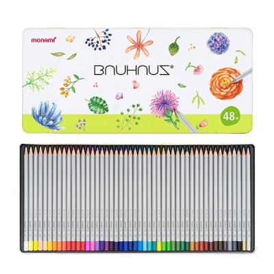 바우하우스 색연필 48색 세트