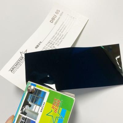 아키스타 쏠라필름 DBU05 블루 1000mm x 1M