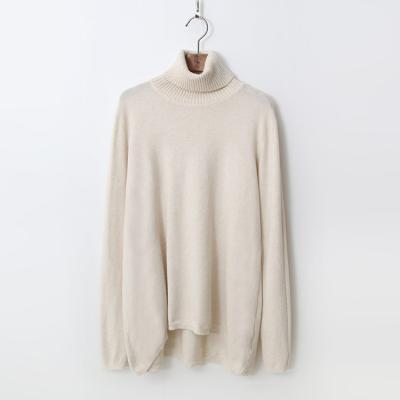 Cashmere N Wool Turtleneck Knit