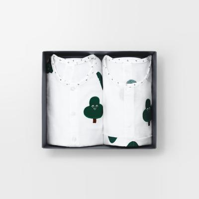 메르베 나무친구들 7부 돌선물세트(내의+수면조끼)
