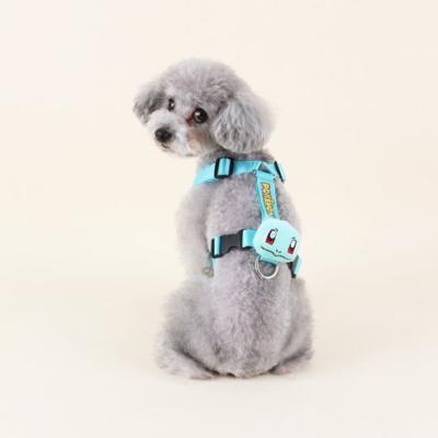포켓몬 강아지 꼬부기 H형 하네스