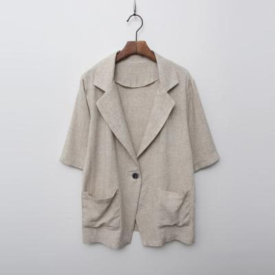 Linen Nari Jacket