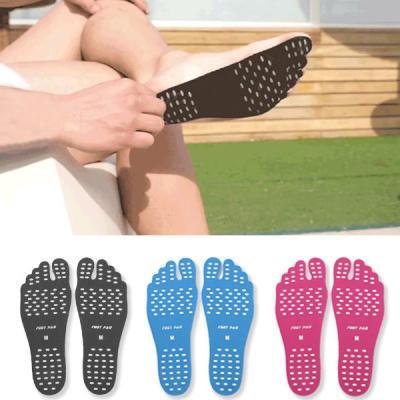 워핑 맨발 보호 미끄럼방지 발바닥 스티커 풋패드