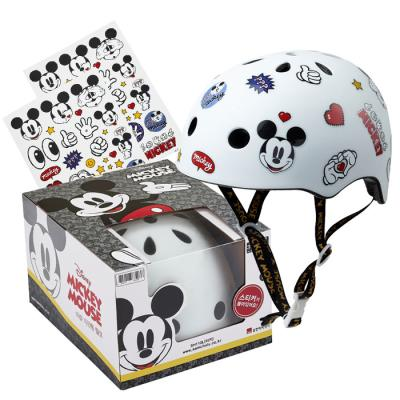 [삼천리]SH110L 아동 유아 어반 미키마우스 헬멧M