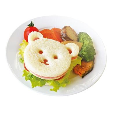 코쿠보 샌드위치 모양틀 곰돌이 kk-249