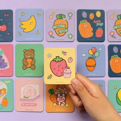 핑크풋 6000당근친구들메모리카드