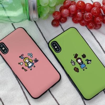 아이폰8 Minime 카드케이스