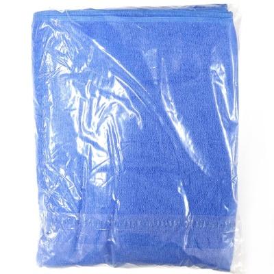 미용타올 10P 행주 블루 높은물흡수력 부드러운촉감