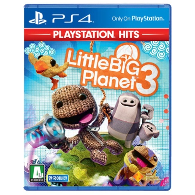 PS4 리틀빅플래닛3 한글판 PS HITS (할인이벤트)