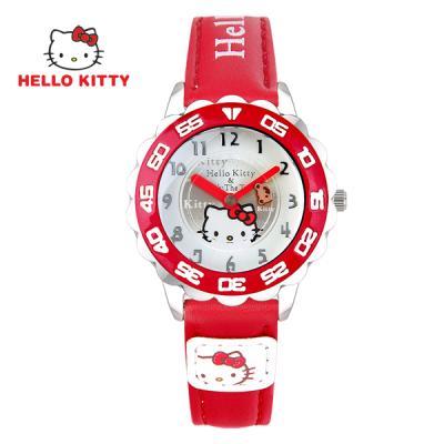 [Hello Kitty] 헬로키티 HK010-D 아동용시계 본사 정품