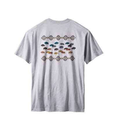 [펜들턴(ACC)] 프레리 러시아워 반팔 티셔츠 그레이