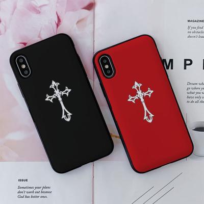 아이폰6 CROSS 카드케이스