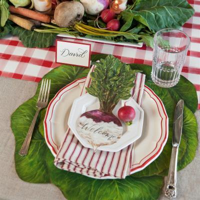 양배추 테이블매트 Cabbage Placemats