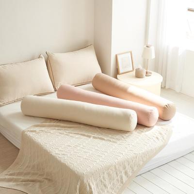 국내산 일자형 바디필로우 가드 침대 수면 긴베개