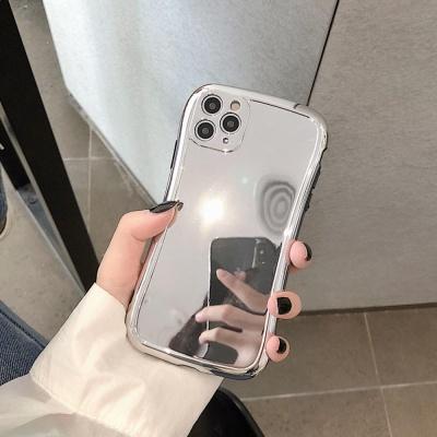 아이폰se2 11pro max xs 8 유광 S 미러 핸드폰 케이스