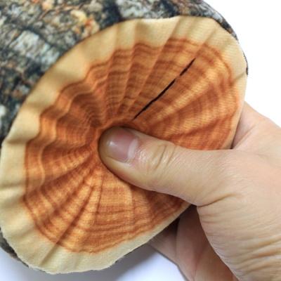 패브릭 통나무 원통형 쿠션