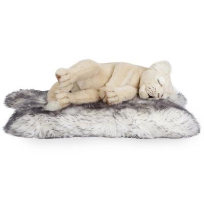 6363번 잠자는백사자 White Lion Sleeping
