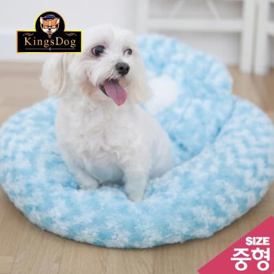 킹스독/펫방석/강아지방석/애견방석/개방석/도넛달팽이/중형