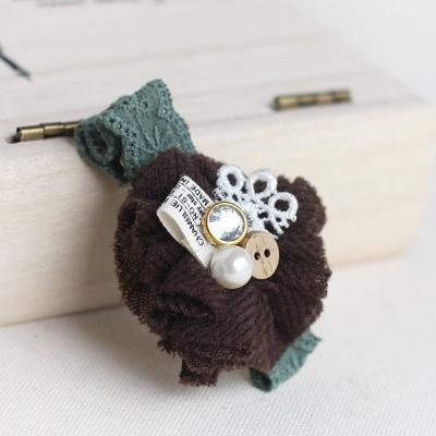 [DIY 패키지] 초코숲 집게핀