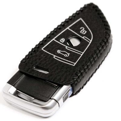Smart CAR key case BMW X series 고리 스트랩 포함