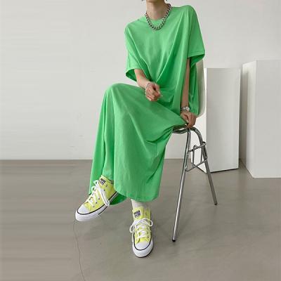 Every Wang Boxy Long Dress