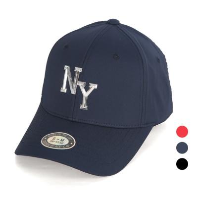 [디꾸보]NY 레터 투사이즈 볼캡 야구모자 AC644