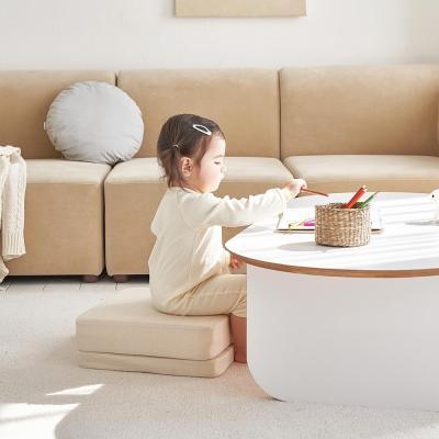 국내산 유아키높이방석 유아 눈높이방석 식탁의자방석