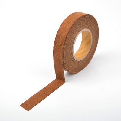 [홀리코] 10color 스웨이드 접착 테이프 - 브라운