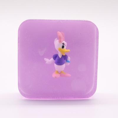 디즈니 피규어 비누 데이지덕