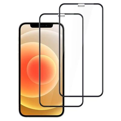 아이폰 12 mini 디펜드 풀커버 강화유리 액정보호필름