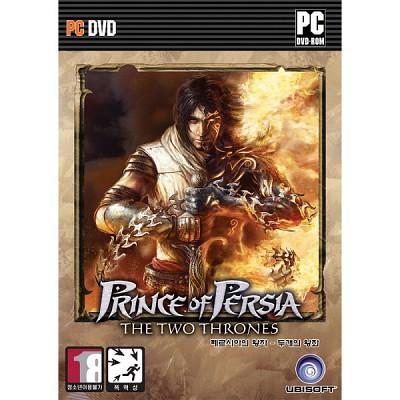 (PC-DVD) 페르시아의 왕자 : 두개의 왕좌