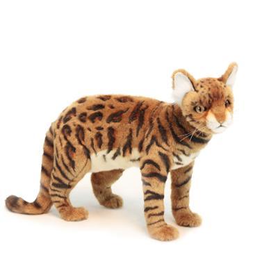 6354번 벵갈고양이 Bengal Cat Standing (Brown)/45cm.L