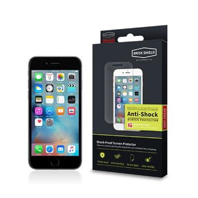 브리스크쉴드 iPhone 6/6S Plus 충격흡수 프리미엄 방탄필름