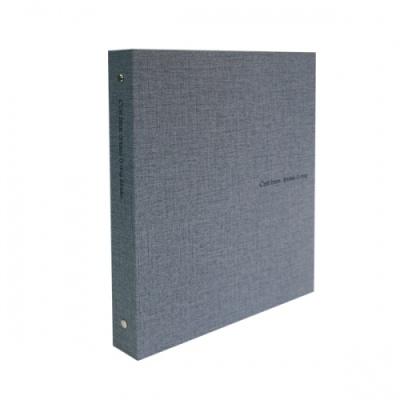 [드림산업] 쎄비엥합지3공O링바인더 청색 [개1] 326954