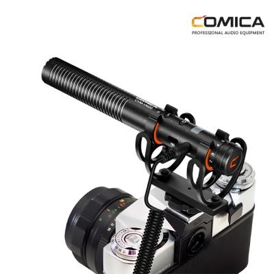 코미카 VM20 카메라 스마트폰 겸용 지향성 샷건마이크