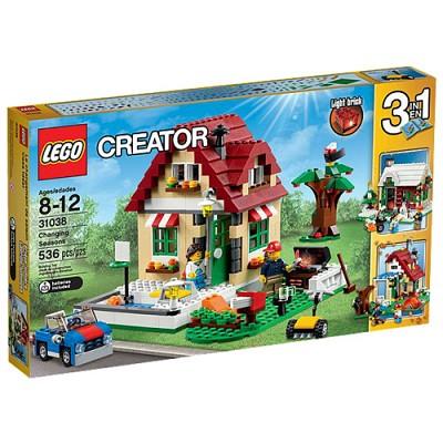 [레고 크리에이터] 31038 시즌 하우스